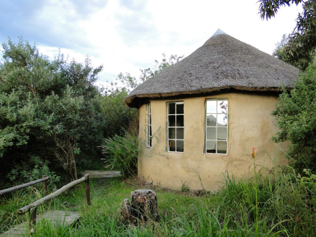 Rondavel Sani Lodge Backpackers Zuid-Afrika