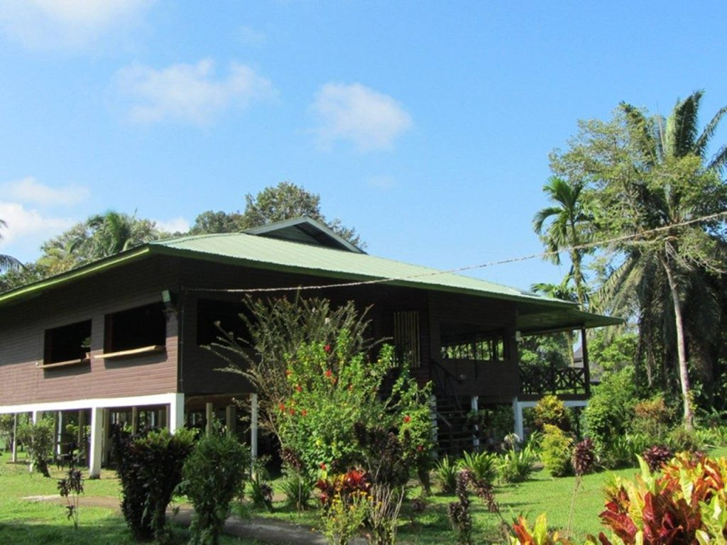 Home Kenny's bed breakfast Mulu Borneo