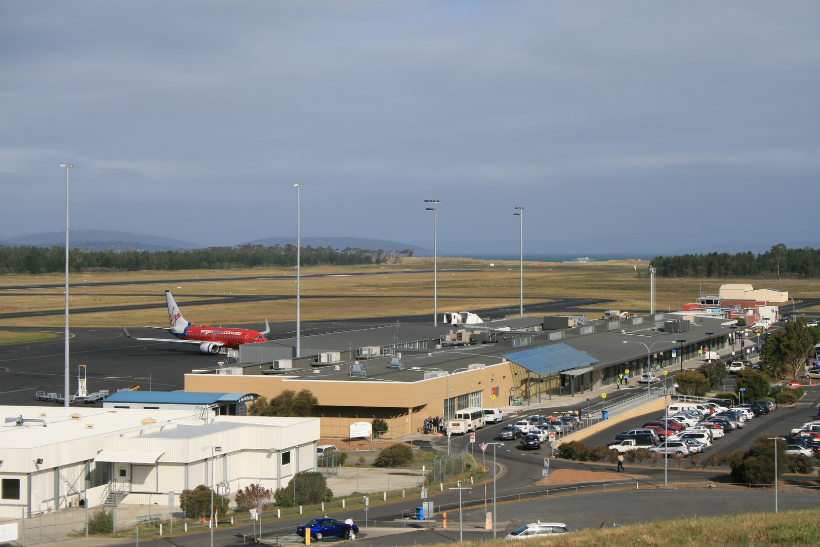 Hobart: transport to and from the airport