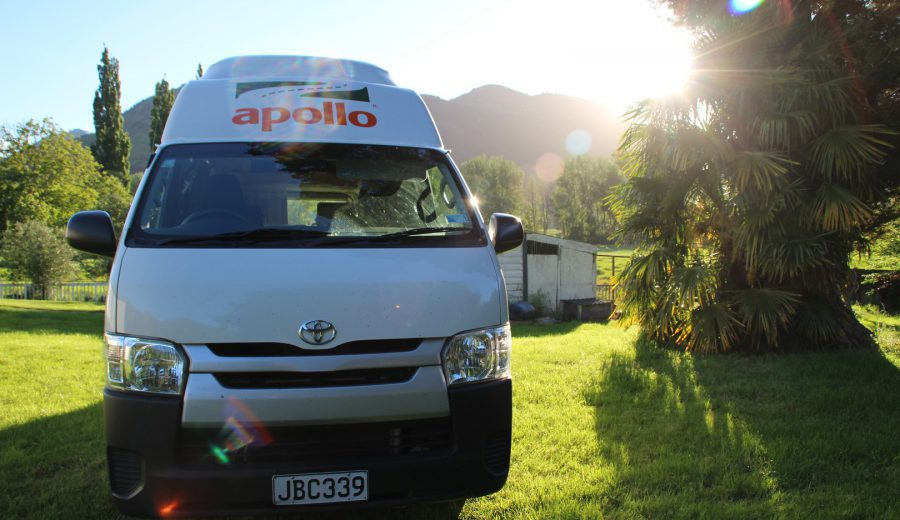 The best saving tips if you go camping in Australia or New Zealand