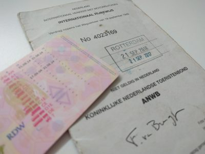An international driving permit. Necessary or not?