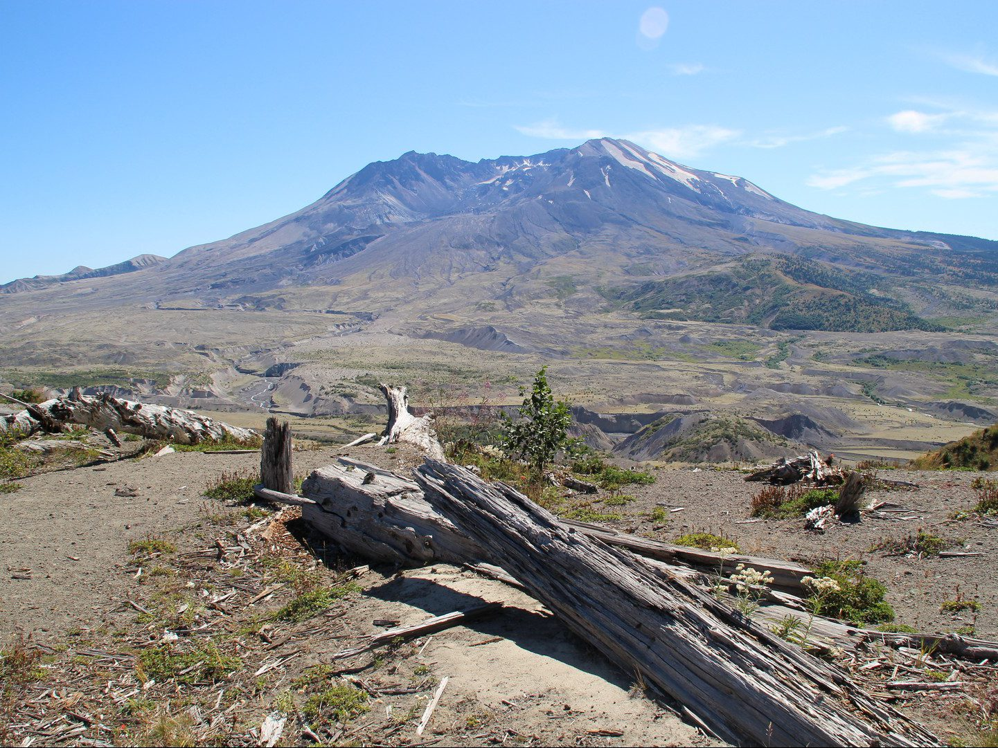 Mount St Helens: the most destructive volcano of the USA