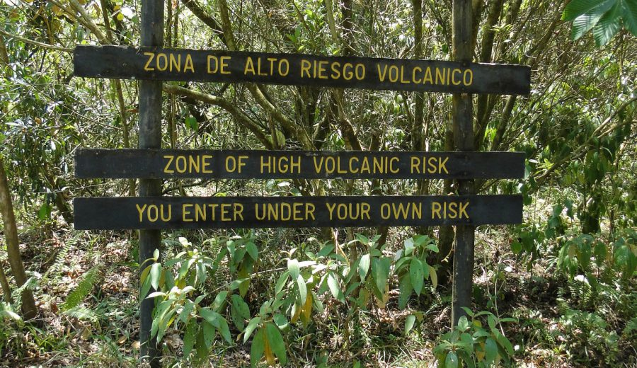 Must do: a visit to one of these (active) volcanoes