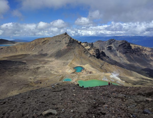 Must do Nieuw-Zeeland: de Tongariro Alpine Crossing