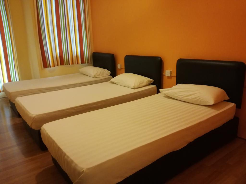 Kamer Harbourside Backpackers Sandakan Borneo
