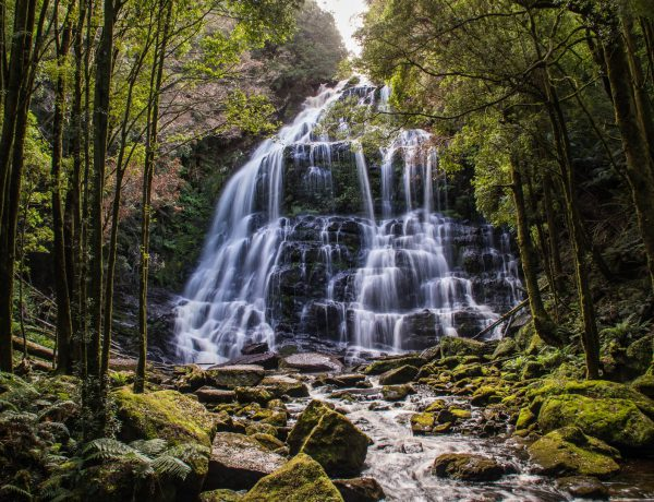The settings to photograph waterfalls