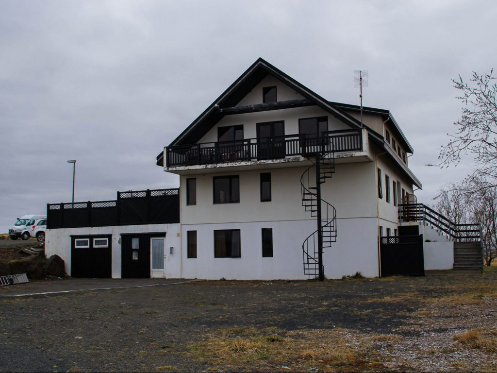 Bitra Guesthouse Selfoss Iceland