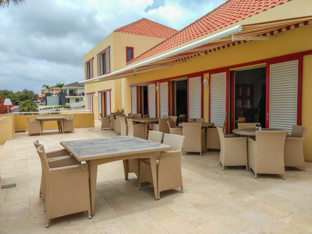 Restaurant Pictures Bayside Boutique Hotel Blue Bay Curaçao