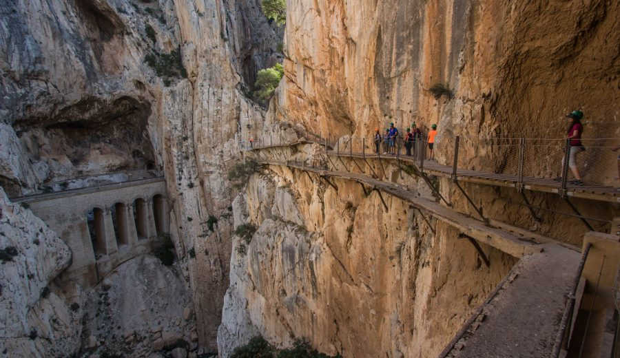 El Caminito del Rey: the most spectacular hike of Andalusia
