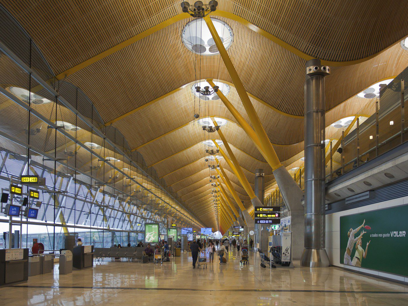 Madrid: transport to and from the airport