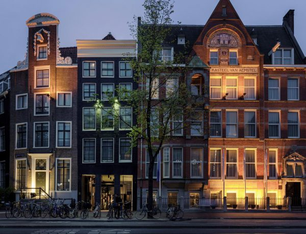 10 x unique hotels in Amsterdam